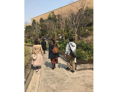 2日目大阪観光